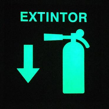 Extintor Foto