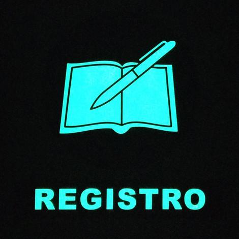 Resgistro Foto luminiscente