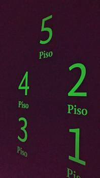 Trovicel Identificador de Pisos
