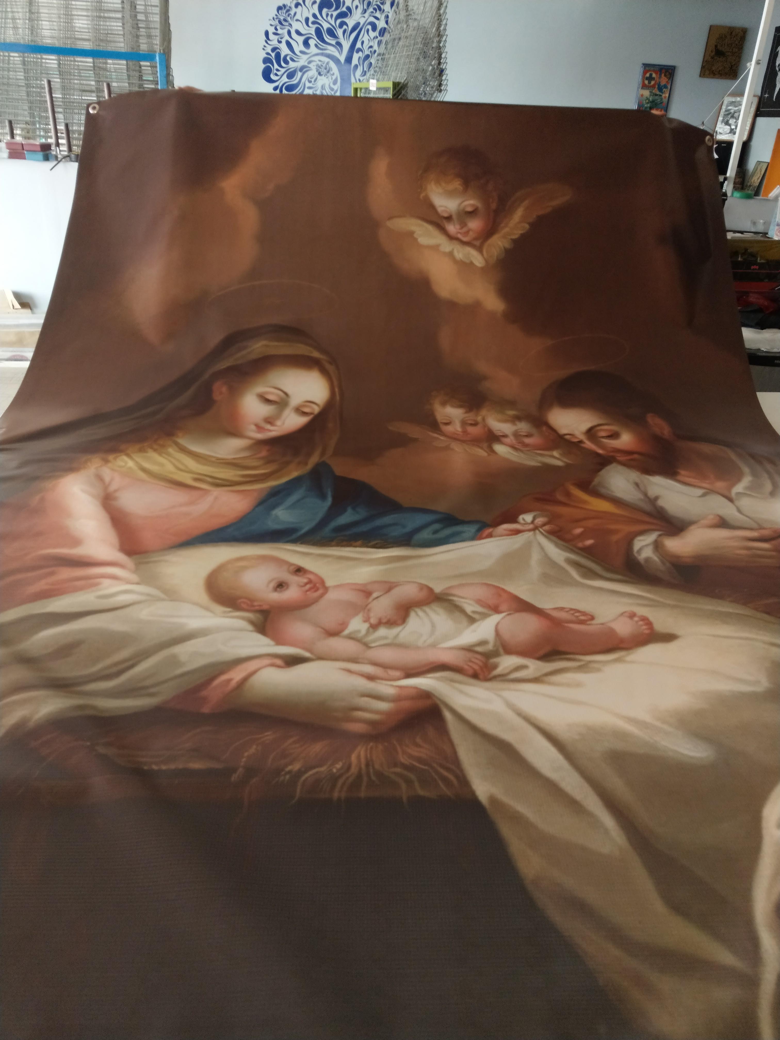 Lona Mate Natividad