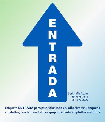FLECHA ENTRADA