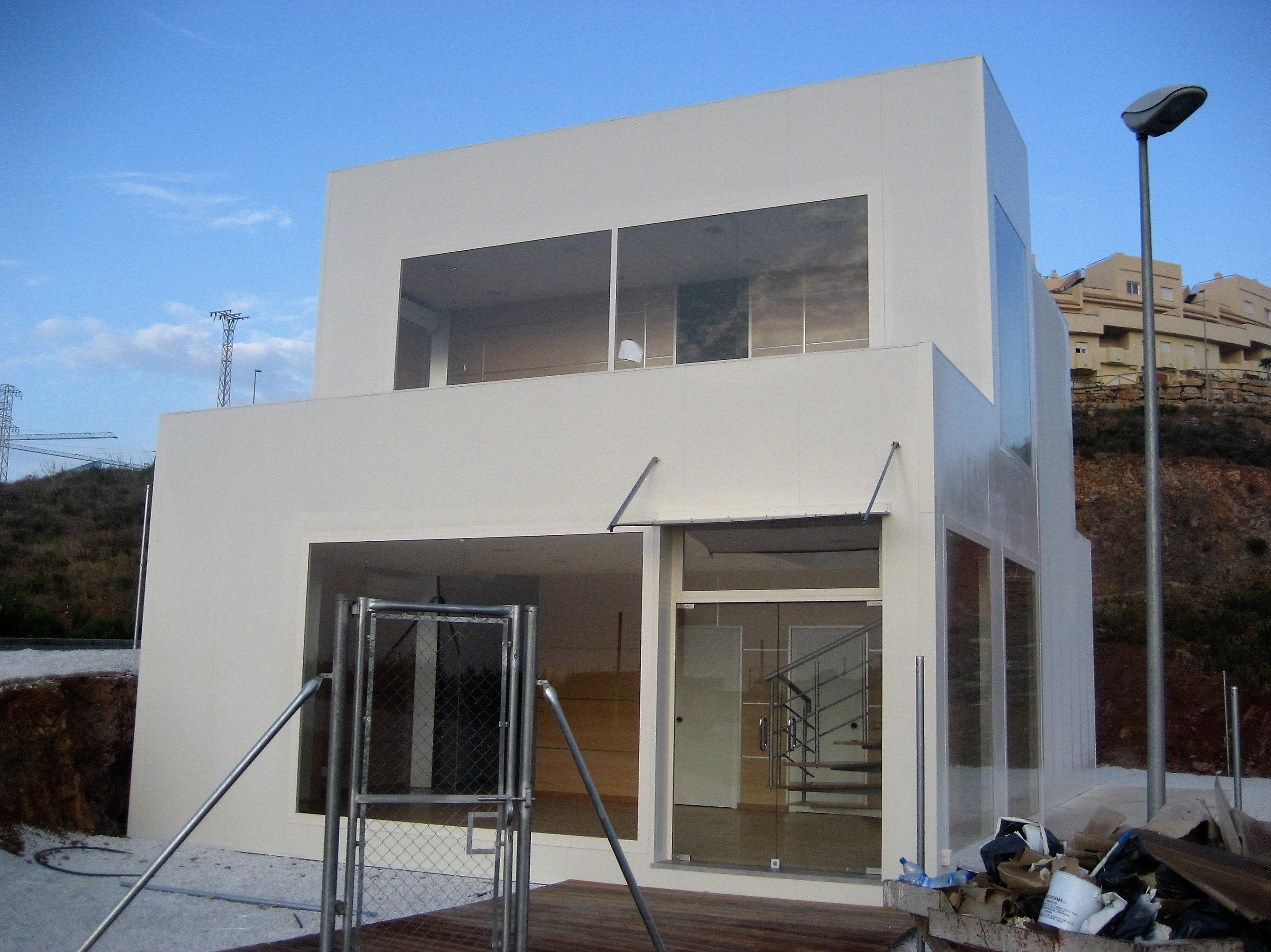 Test house no 1
