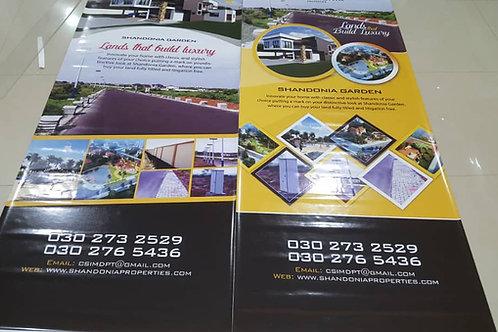 Tri-Fold Pamphlets/Brochures