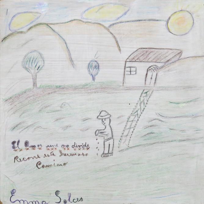 """""""El amor une, no divide"""""""