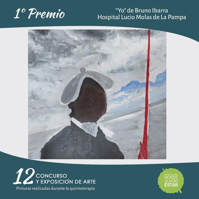 12 Concurso y exposición de pinturas realizadas durante la quimioterapia