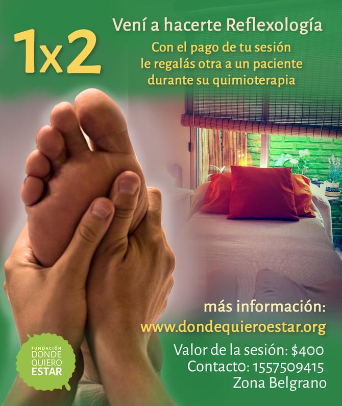 Programa 1x2- Reflexología