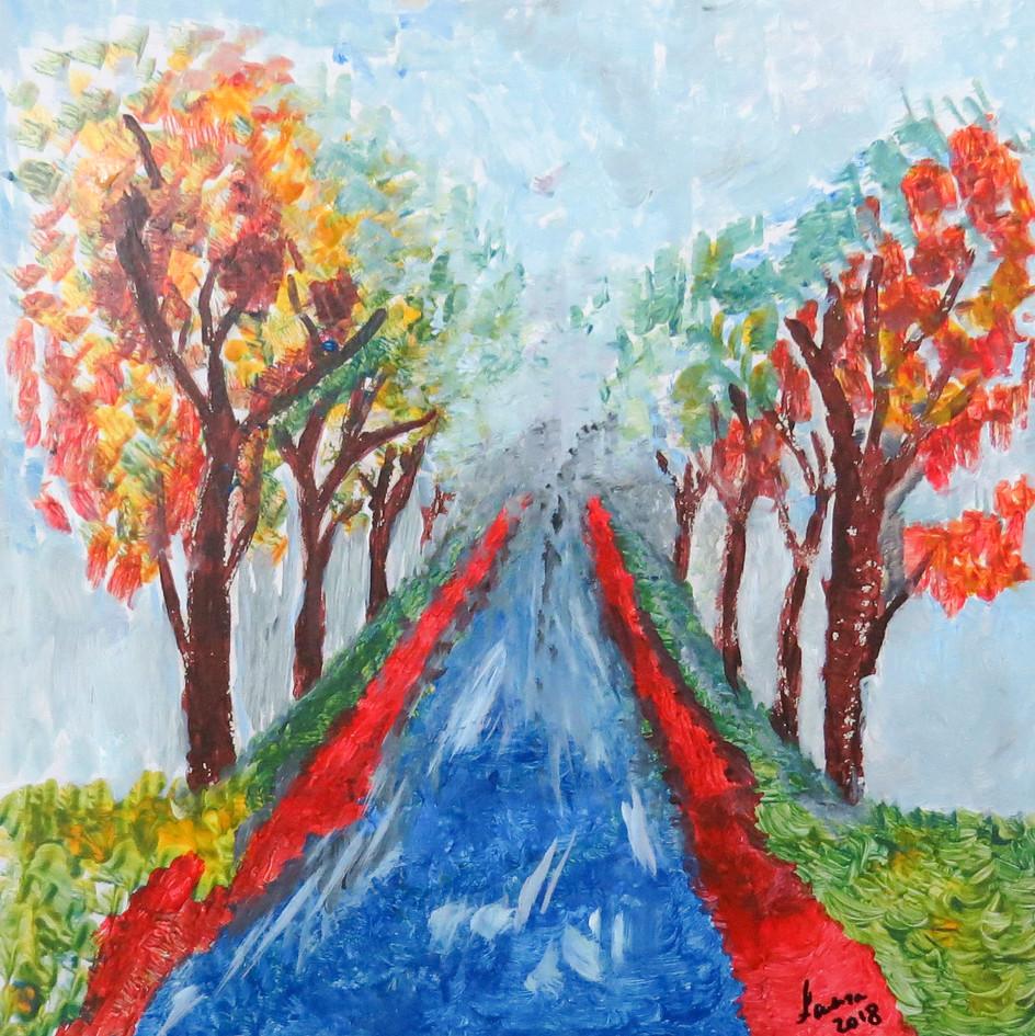 """""""Camino de otoño"""""""