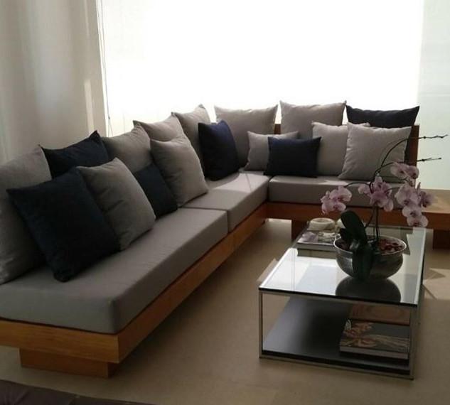 Almofadas Assento, Encosto e Decorativas
