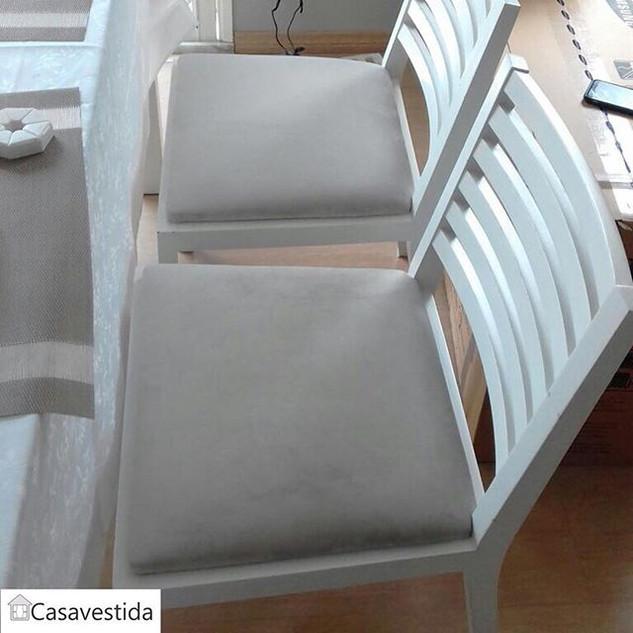 Assentos de Cadeiras