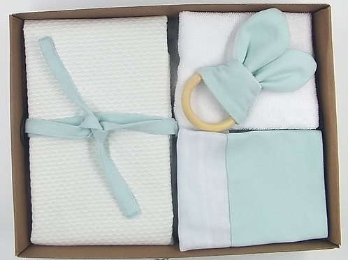 Kit Presente sarja verde bebê