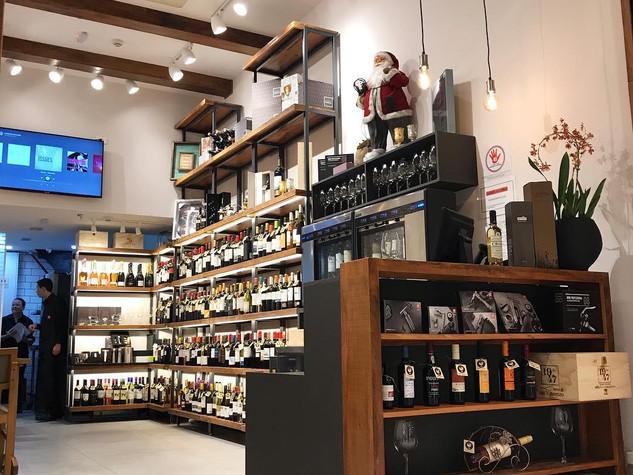 Loja de Vinhos Moema