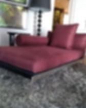 #chaise #troca revestimento #decoração #