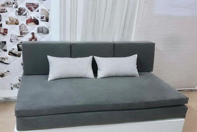 Sofá cama Cia da Serra e Fouton Casavestida