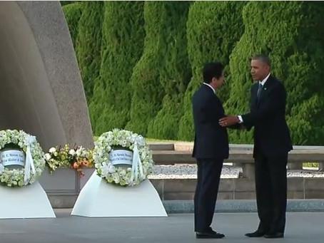 オバマ大統領の広島訪問に対する、被爆者のコメントを聞いて