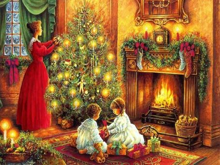 A képpé váló karácsony