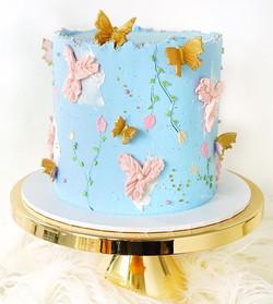 Cinderella themed cake for _teresa