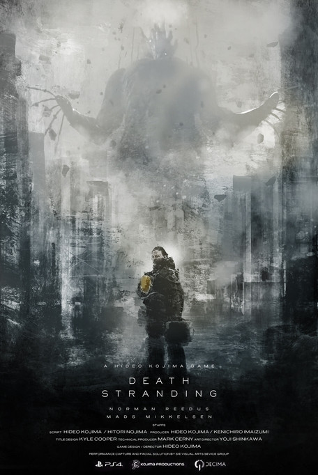 ~~~DEATH STRANDING~~~ A #NagaYun Review
