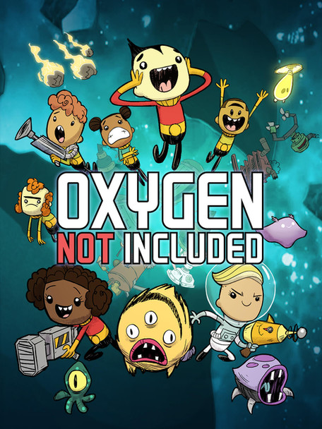 OXYGEN NOT INCLUDED - A #NagaYun Review