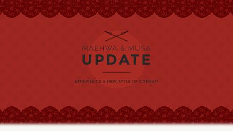 Musa (Blader) and Maehwa (Plum) Arrive to Black Desert