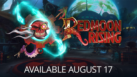 RedMoon Rising (17 August 2016)