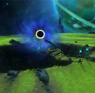 New House Coming to Wildstar -  Black Hole House