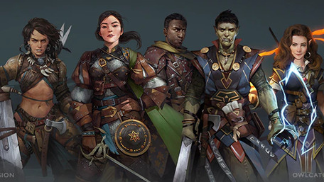 What is Pathfinder: KingMaker #DnD #CRPG