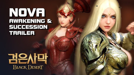 Finally Here - Nova's Awakening & Succession **SPOILERS**