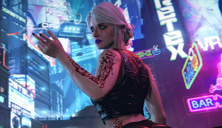 Hidden Features In Cyberpunk 2077??? **SPOILERS**