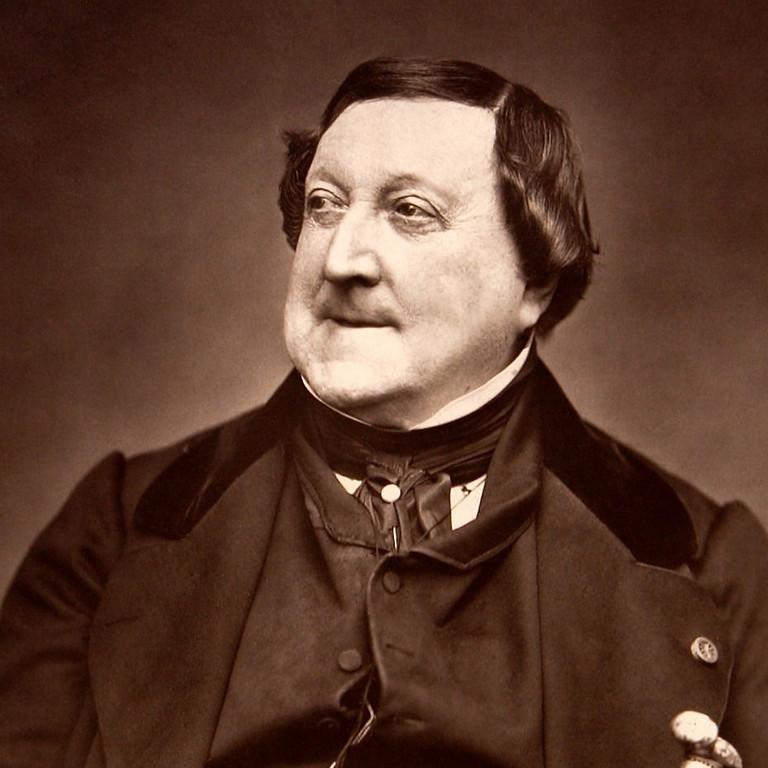 OPERA BUFFA von Gioacchino Rossini
