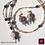 Thumbnail: Yeux Lunaires. SET Necklace & Earrings - Agate, Labradorite, Volcanic Stones