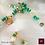 Thumbnail: Vert de Mer - SET Earrings & necklace. Amazonite, Pearls, Brass