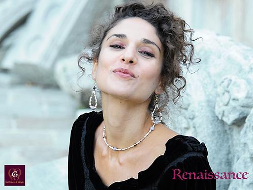 Renaissance - SET Earrings & Necklace