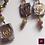 Thumbnail: Soneto 93 -  SET Necklace & Earrings. Green Garnet, Jade, Tourmaline