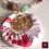 Thumbnail: Verso Sera -  SET Necklace & Earrings. Turmalines, Jade, handmade beads