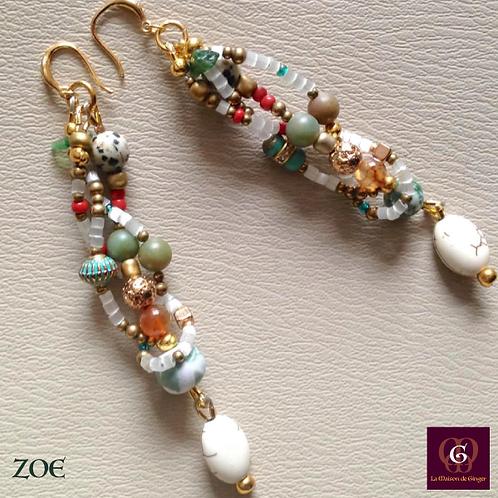 Zoe - Earrings