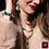 Thumbnail: Oceana. Set Necklace, bracelet, earrings. Amazonite, Amethyste, Granat.