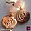 Thumbnail: Chant Bédouin - Earrings. Rose Quartz