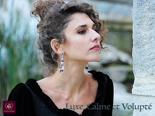Luxe, Calme et Volupté - Earrings