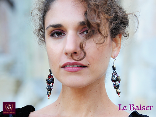Le Baiser - Earrings