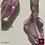 Thumbnail: Lumière -  Earrings. Amethyste, Labradorite