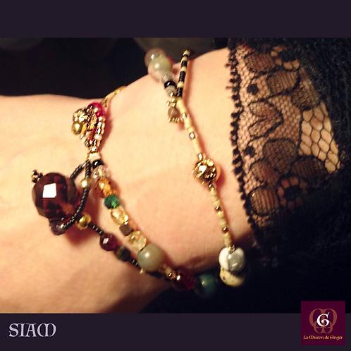 Siam - Bracelet/ Necklace