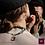 Thumbnail: Arcobaleno -  SET Double-Necklace & Earrings. Amethyste, Amazonite, Tourmaline