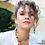 Thumbnail: Samui - SET Necklace & Earrings - Nacre, Bertrandite, Volcanic Stones
