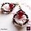 Thumbnail: Panthère. Earrings. Agate & Howlite