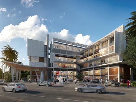 Centro Comercial Riviera Maya