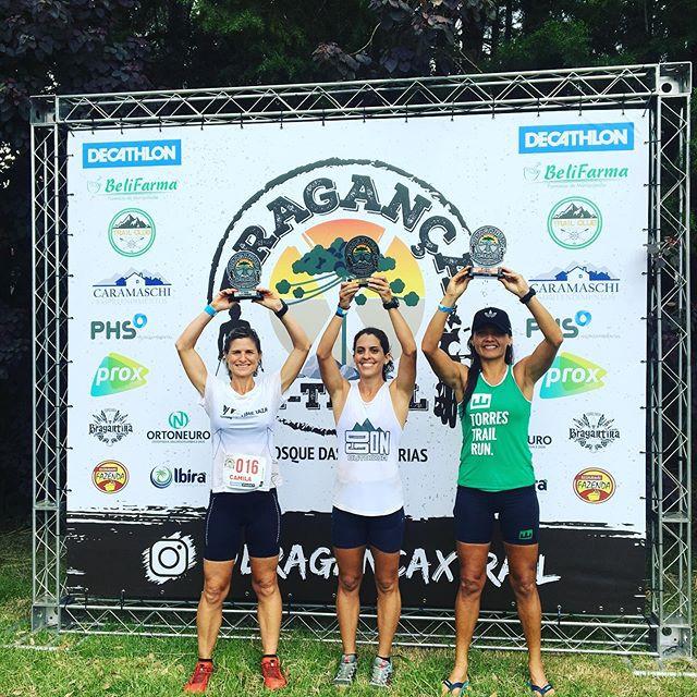 A primeira prova do ano Bragança X-Trail