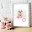Thumbnail: Butterfly Kisses Framed Print (From £39.99)