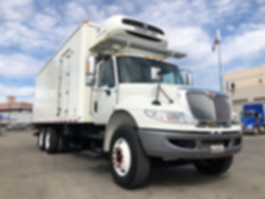 2018 International 4400 SBA