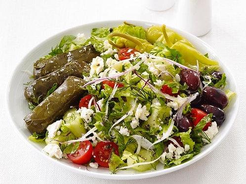 Greek Salad - vegetarian/vegan