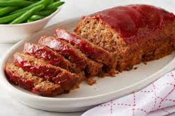 Old Fashioned Beef Meat Loaf